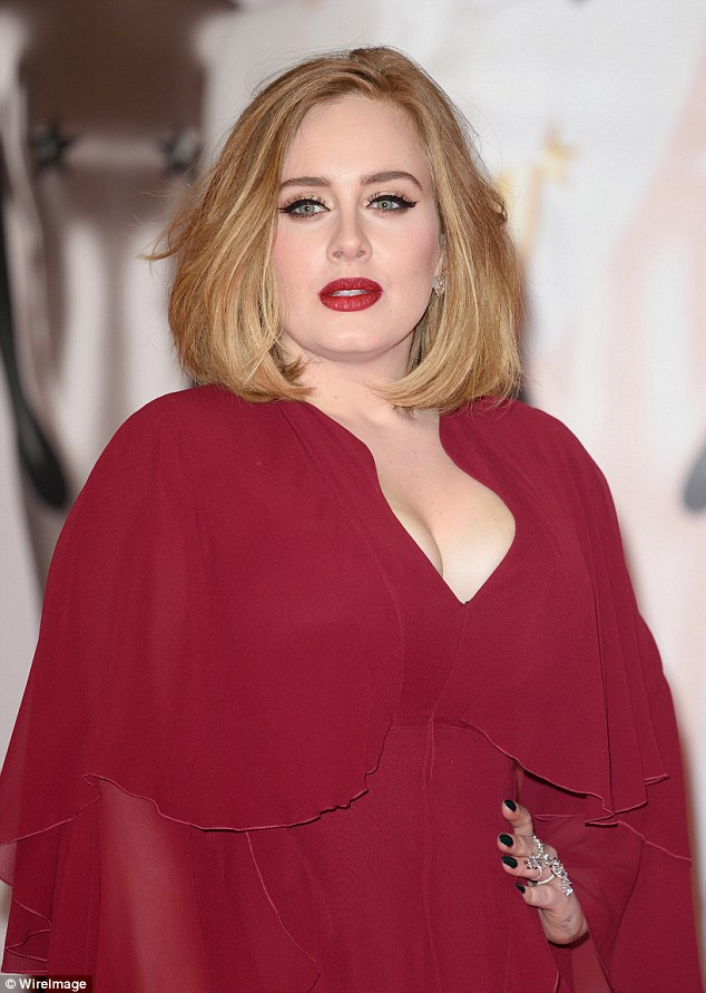Soon to be married? It has been reported that Adele will marry her partner of five years Simon Konecki in a Christmas wedding in Los Angeles