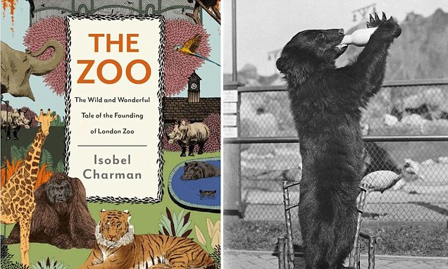 The Zoo by Isobel Charman tells the astonishing tales of London Zoo