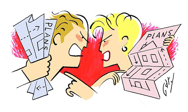 Can you renovate your home without de-constructing your relationship?