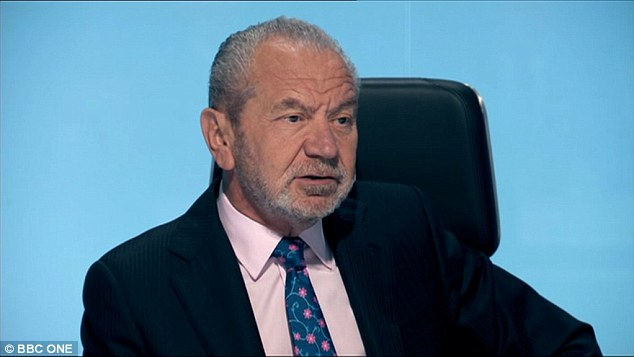 Chirpy:It was a night of shocks on The Apprentice. Lord Sugar was NICE to Karthik for instance when the eccentric egomaniac actually did something positive for once