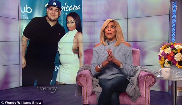 Unsolicited opinion: Wendy Williams spoke about Rob Kardashian and Blac Chyna's relationship on the Wendy Show Friday morning