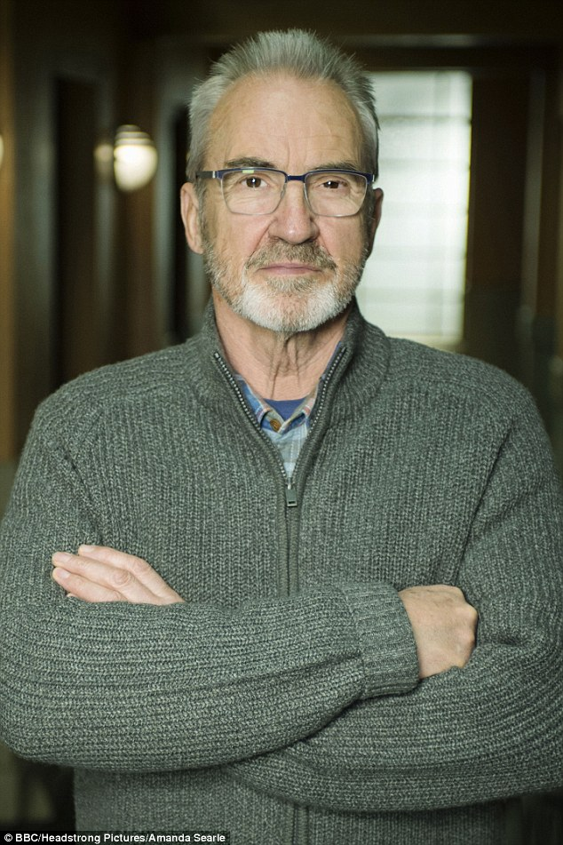 Soap favourite: Former EastEnders star Larry Lamb is also said to be on the list of contenders