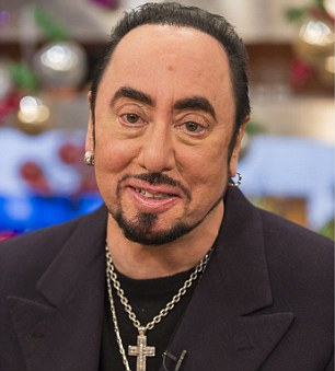 The family of David Gest are suing his legal team after he snubbed them in his will