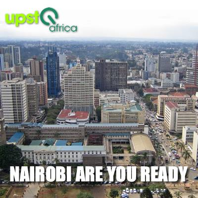 Upstart Africa Nairobi auditions