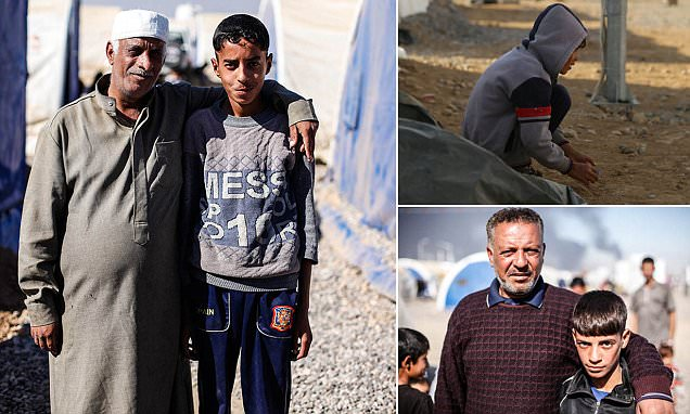 Iraqi children who attended ISIS-run schools were taught how to decapitate prisoners