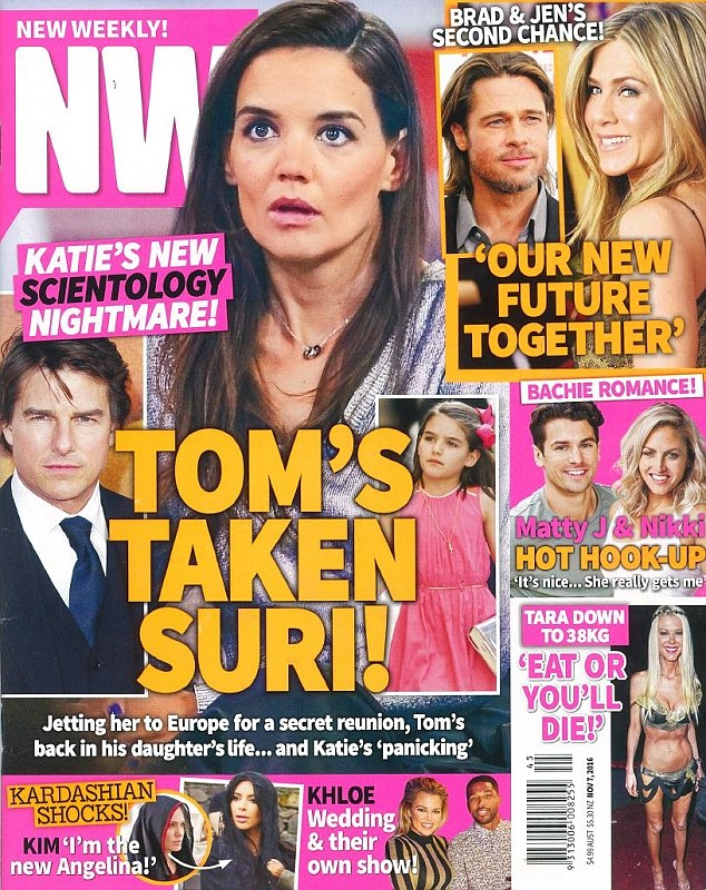 Read all about it! Find out about The Bachelor beauties weight issues in NW magazine
