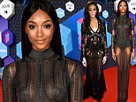 ROTTERDAM, NETHERLANDS - NOVEMBER 06:  (EXCLUSIVE COVERAGE)  Jourdan Dunn attends the MTV Europe Music Awards 2016 on November 6, 2016 in Rotterdam, Netherlands.  (Photo by Dave Hogan/MTV 2016/Getty Images)