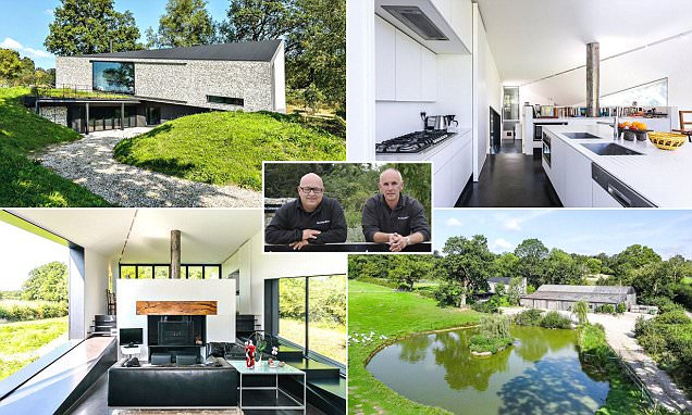 Grand Designs couple is selling farmhouse in Newbury after success with Two Cocks brewery