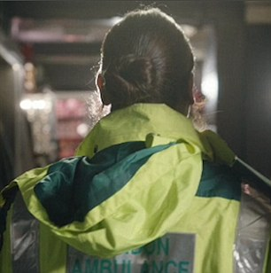 The ad sees some of the half a million women who work on Christmas Day every year transformed in a mass makeover