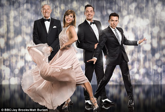 One last hurrah? All judges from this series of the show will return, with Len Goodman, Craig Revel Horwood, Darcey Bussell and Bruno Tonioli on-board - though it will be Len's last sepcial
