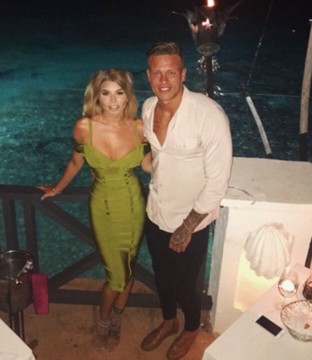 Alex and Olivia met on the ITVBe show and their relationship has gone from strength to strength ever since; they've even moved in together