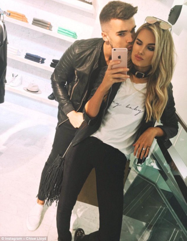 The You Got It All singer Josh got down on one knee and proposed to model Chloe whilst the pair enjoyed a romantic gondola ride in Italy last year