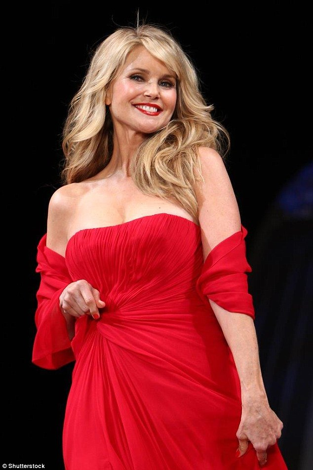 Supermodel Christie Brinkley swears by indoor cycling and yoga, and is into cycling, paddleboarding, surfing, skiing and swimming