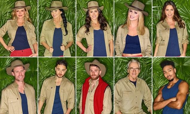 I'm A Celebrity 2016 line up revealed with Carol Vorderman and Lisa Snowdon