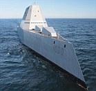 USS Zumwalt's 'megagun' in crisis