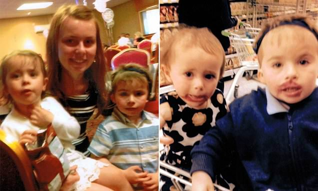 Two Hartlepool children spent night naked after mother died while bathing them