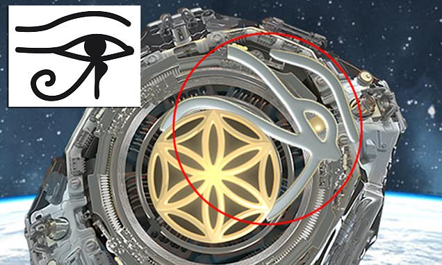 Conspiracy theorists claim The Asgardia will be used 'for mind control and evil purposes'