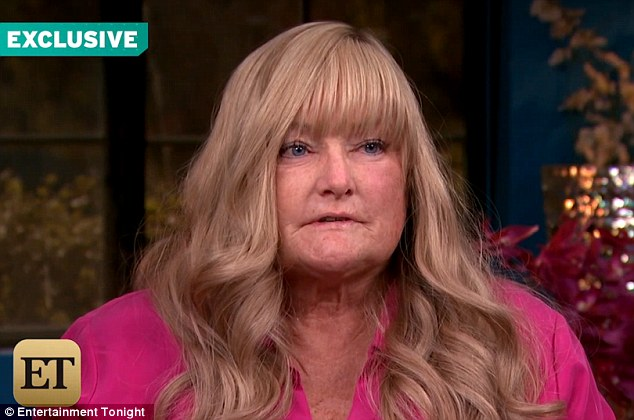'She's my rock': Debbie Rowe said what an incredible support daughter Paris Jackson has been while undergoing chemotherapy for breast cancer during an Entertainment Tonight interview
