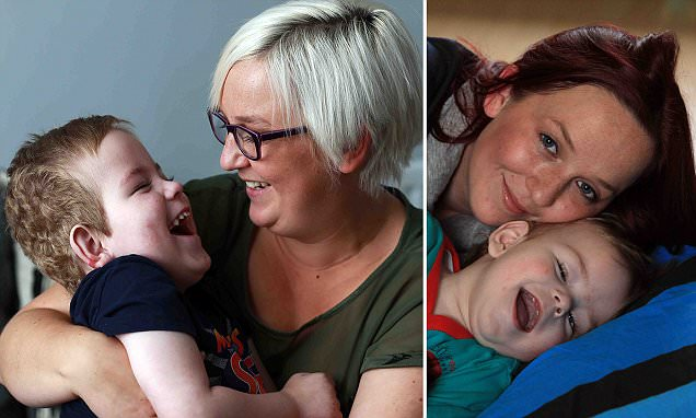 Milo Browne will never crawl, stand or walk, suffers from a rare condition M3BHA