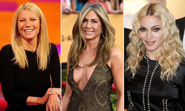 Low-carb diets favored by Gwyneth Paltrow, Madonna and Jennifer Aniston really DO work