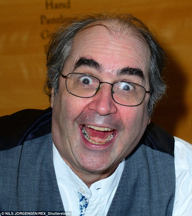 Broadcasting veteran: TV and Radio favourite Danny Baker is said to be among the contenders