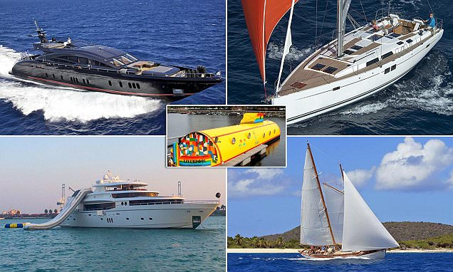 The world's best 'Airbnb' boat deals revealed