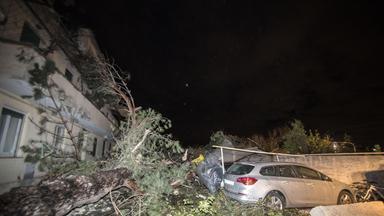Zwei Tote bei Tornado in Italien