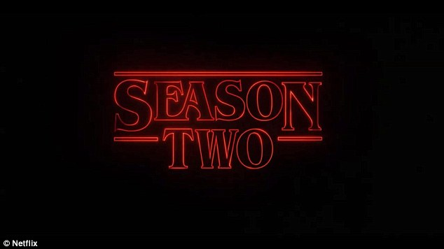 Set a year later in fall 1984: The Madmax, The Storm, and The Brain are just three of the titles for the nine-episode second season streaming next year on Netflix