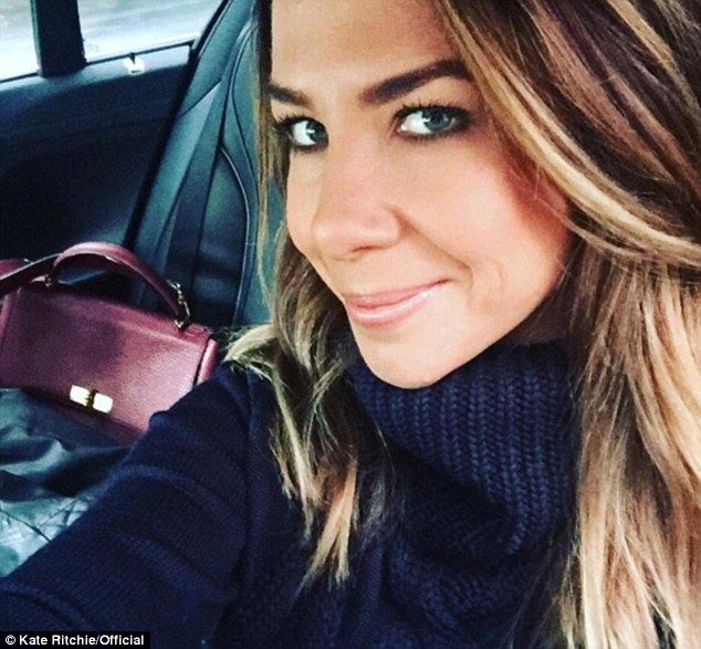 Fame: Kate is a popular media personality, landing a role as a radio host on Nova 969, after a long-running stint on Channel Seven soap Home And Away