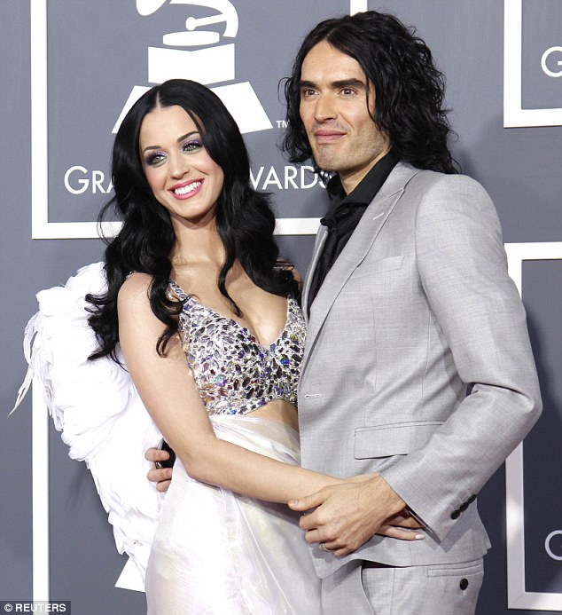 Split: The self-confessed sex addict married singer Katy Perry in 2010, but they endured a less-than-amicable divorced two years later in 2012