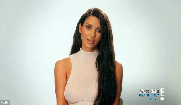 Let down: Kim said she was disappointed in Kendall's attitude toward therapy