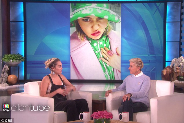 Confirmed: Miley recently confirmed her engagement to Liam during an appearance on The Ellen DeGeneres Show