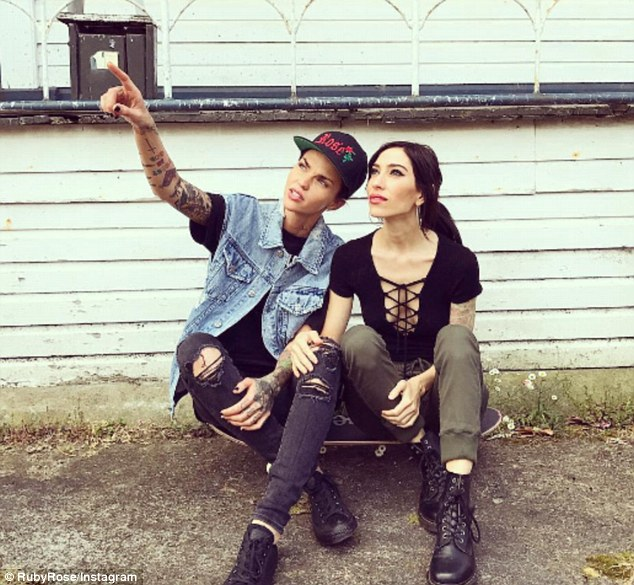 They're back on! Australian actress Ruby Rose and The Veronica's Jessica Origliasso have confirmed they have rekindled their romance