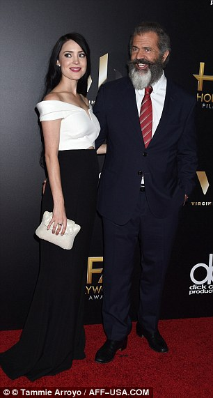 Going strong: The pair have been dating about two years