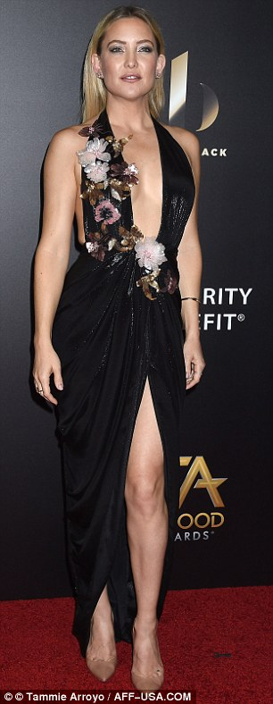A-list stars: The event honored industry icons including Eddie Murphy, Tom Hanks, Nicole Kidman, Natalie Portman, Robert De Niro, Mel Gibson, Justin Timberlake, Hugh Grant, Leonardo DiCaprio and his documentary Before The Flood as well as Lily Collins
