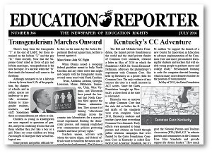 July 2016 Education Reporter