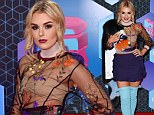 Mandatory Credit: Photo by David Fisher/REX/Shutterstock (7004078em)\nTallia Storm\nMTV Europe Music Awards, Rotterdam, Netherlands - 06 Nov 2016\n