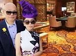 China businessman puff