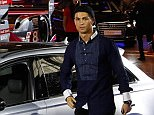 Real Madrid cars banner