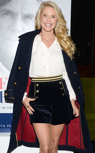 We reveal how YOU can get supermodel Christie Brinkley's toned thighs