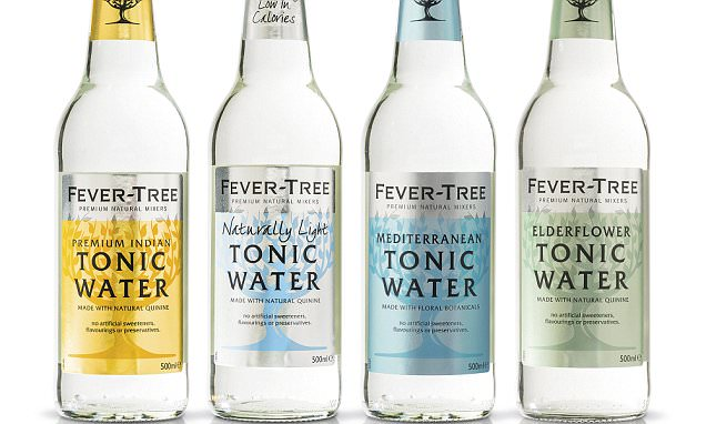 MARKET REPORT: Unstoppable Fever Tree Drinks just keeps on fizzing up with its poshtonic