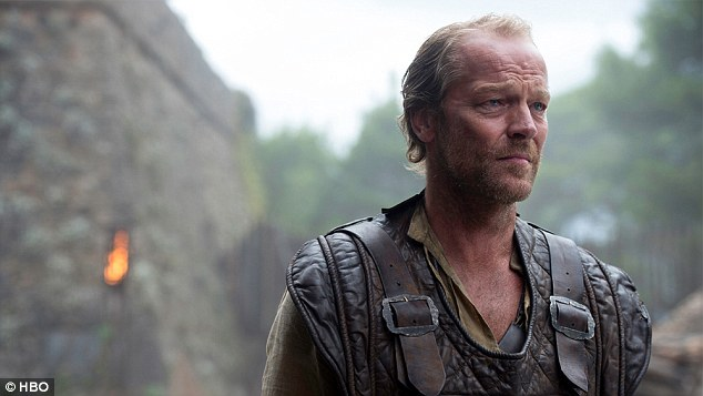 Jorah the explorer: Jorah is cured of his greyscale by Sam, who had discovered an account of an old maester in Oldtown who had cured himself