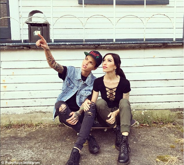 Love never dies:The Veronicas' Jessica Origliasso says she hasn't stopped loving Ruby Rose