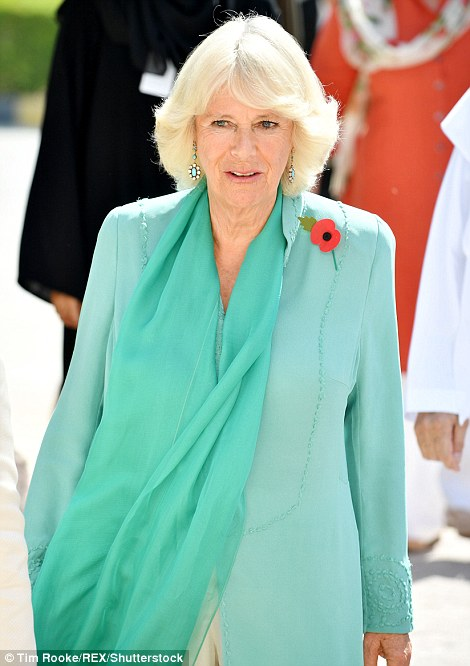 Prince Charles is on a state visit to the Middle East with Camilla, 69