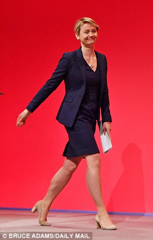 Home Affairs Committee chairwoman Yvette Cooper branded Dame Lowell's response 'astonishing'