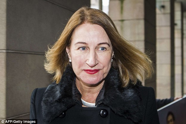 Dame Lowell has dismissed criticisms of her trips to New Zealand and Australia during her 18-month chairmanship, insisting that she was authorised and equipped to 'work remotely' and remained in contact with the inquiry at all times