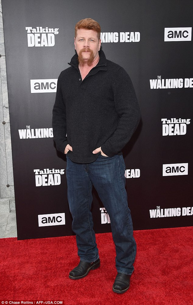 Casualty: During Sunday night's episode, Negan also kills Abraham Ford, who's played by Michael Cudlitz