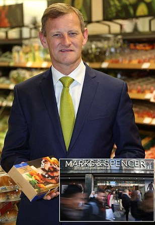 Marks & Spencer announces plans to close 60 stores as profits plunge to £25.1m