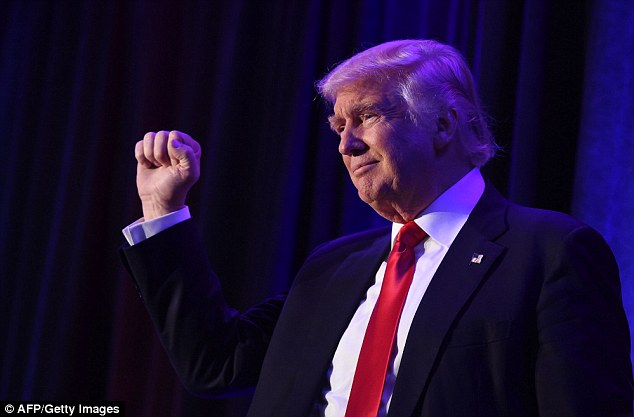 Donald Trump's election as US President has been branded a 'huge shock' in Europe