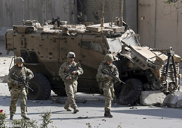 A statement from the Taliban has demanded that Trump withdraws all US forces from Afghanistan when he takes office